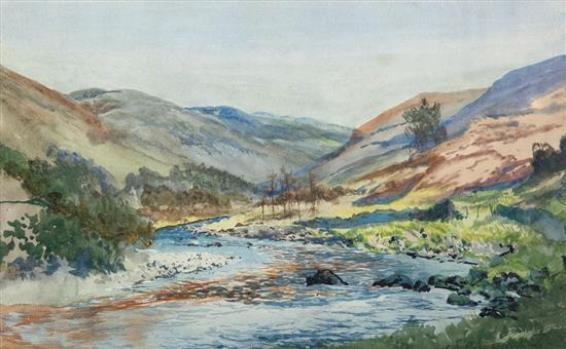 William John Caparne - Artist, Fine Art Prices, Auction ...