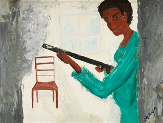 Maya Angelou | Art Auction Results