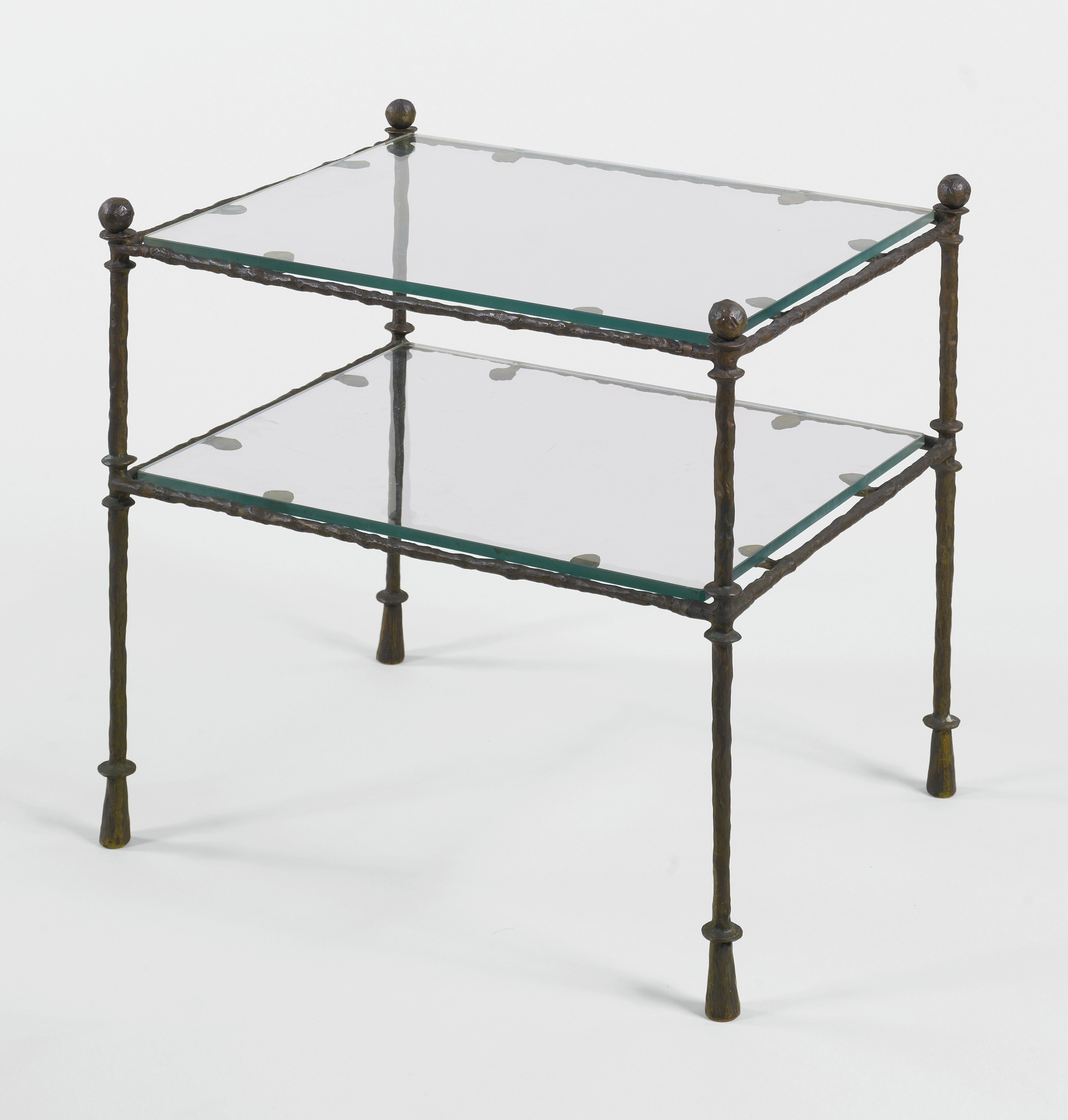 Diego giacometti petite table d 39 appoint - Petite table appoint ...