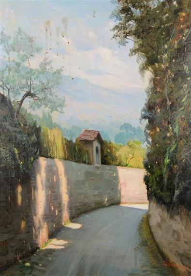 Ponticelli G Landscape Mutualart