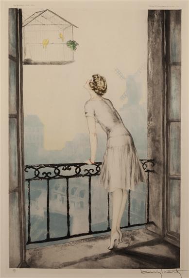 Louis Icart, Montmartre I