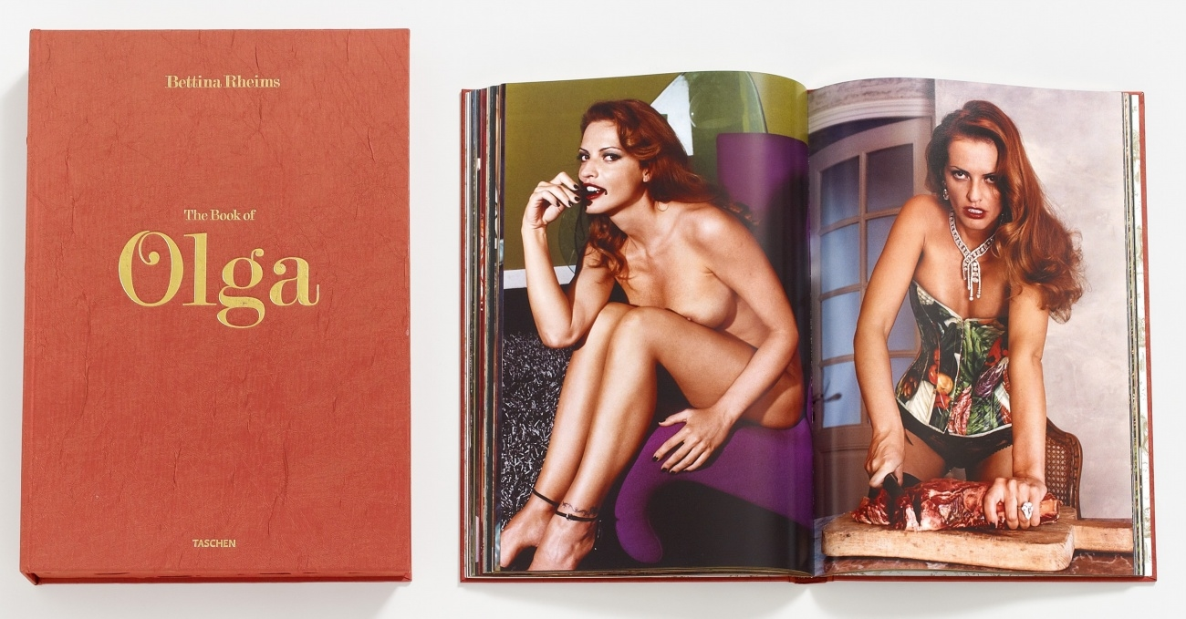 bettina rheims the book of olga