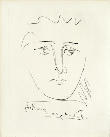 Picasso Pablo   Robert-J. Godet: L\'Age de Soleil (1950)   MutualArt