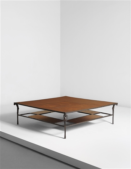 Artworks of ingrid donat french 1957 - Tres grande table basse ...