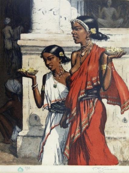 Ceylon girls
