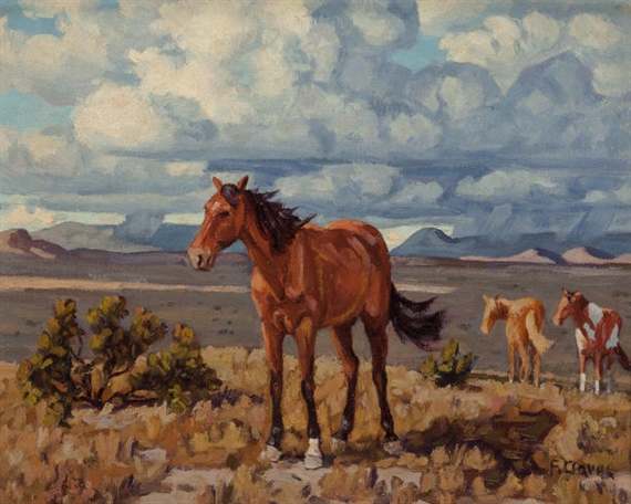Artworks of Fred Darge (American, 1900 - 1979)