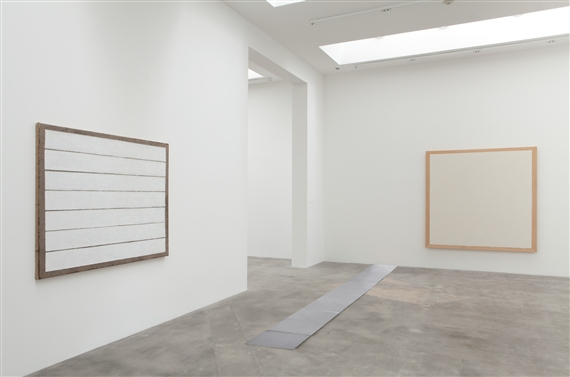 Dansaekwha the korean minimalist painting movement for Minimal artiste