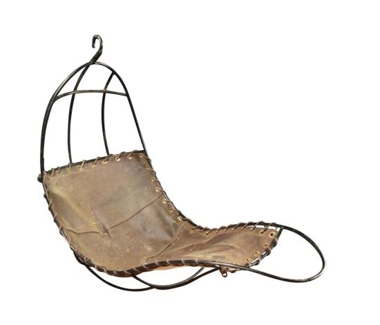 Hanging lounge chair Lounger 1960s Hanging Lounge Chair Mutualart Rupert Oliver Designs 1960s Hanging Lounge Chair Mutualart