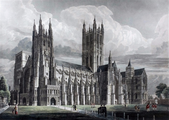 an introduction to the cathedral and metropolitical church of christ canterbury Canterbury cathedral and st martin's church canterbury cathedral is one of the the formal title is the cathedral and metropolitical church of christ at.