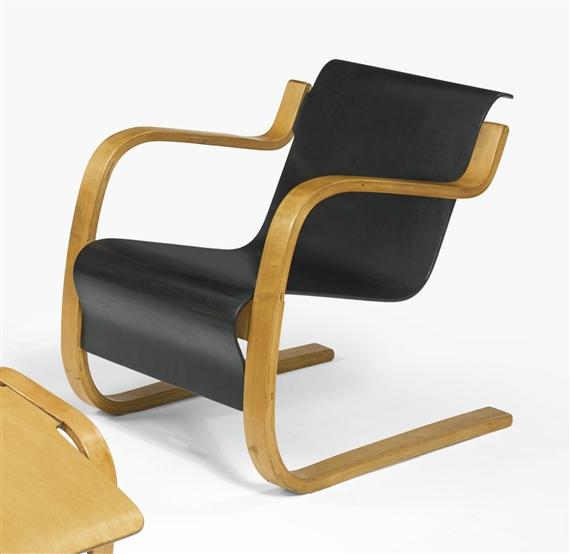Superb Aalto Alvar Cantilever Lounge Chair Model No 31 42 1932 Pabps2019 Chair Design Images Pabps2019Com