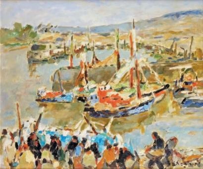 Auctions for Painting by Alfred Jean CHAGNIOT: sold lots ...