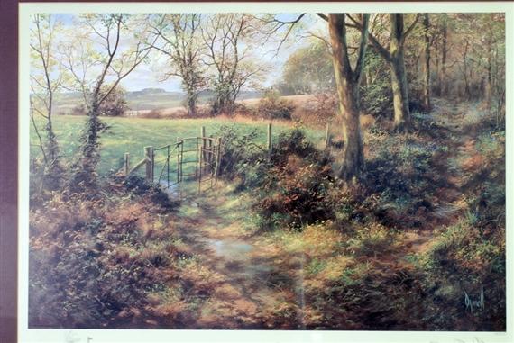 Artworks Of David Dipnall British 1941