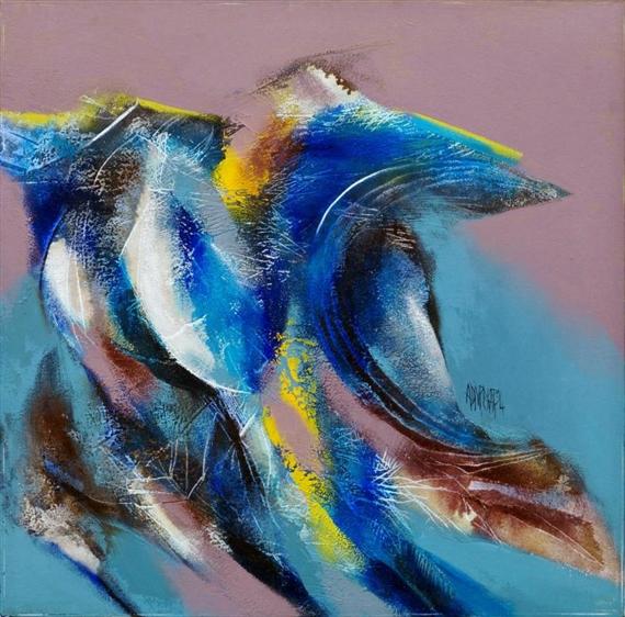 Gopal Adivrekar | Art Auction Results