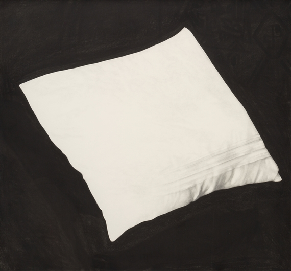 Robert Longo - Untitled (Pillow from Consulting...