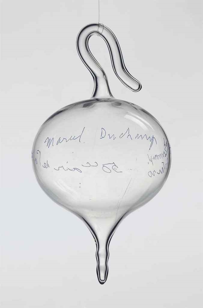 Duchamp Glass Case