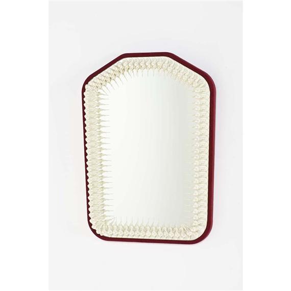 Antoni miralda petits soldats de plastique blanc for Miroir en plastique