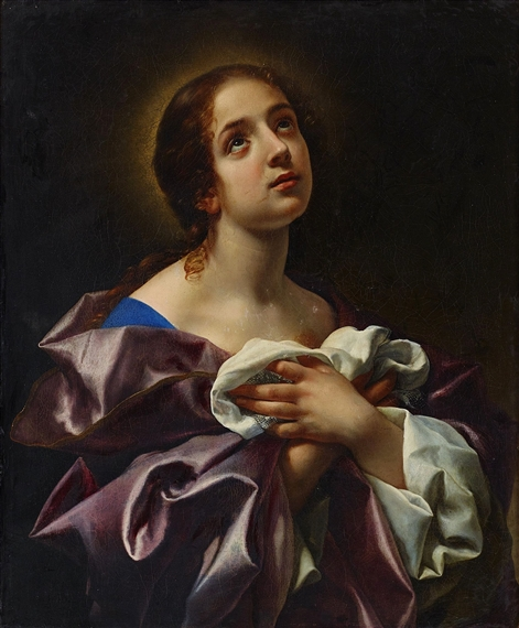 Auction results for carlo dolci italian 1616 1686 for Carlo docci