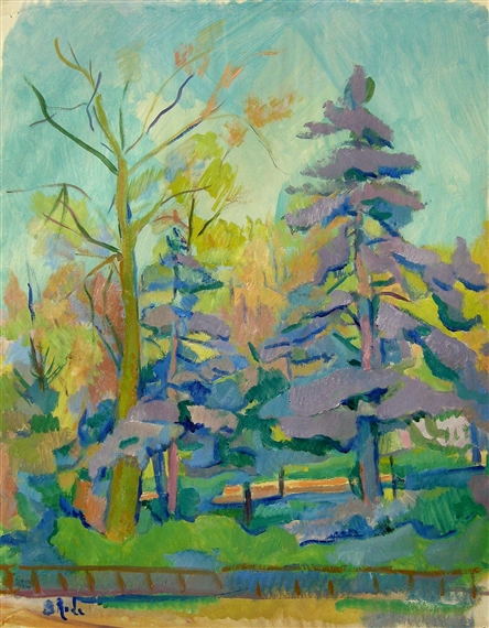 Artworks of barbara rod canadian for Bois de la chambre bruxelles