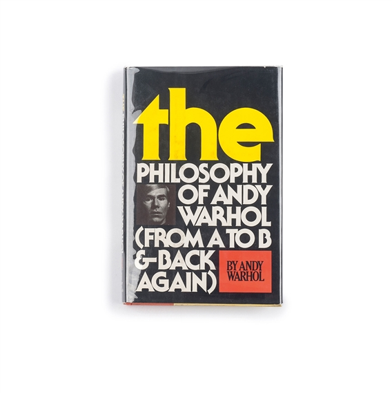 Andy Warhol The Philosophy Of Andy Warhol From