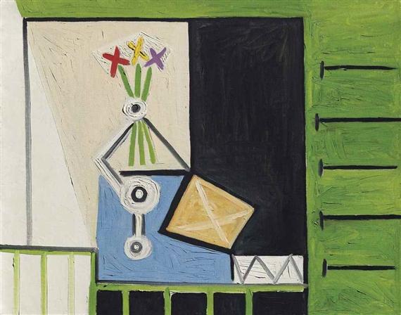 Picasso Pablo | Nature morte (1946) | MutualArt