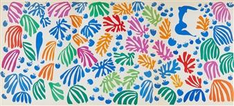 Henri matisse 40 works verve vol ix no s 35 for Matisse fenetre a tahiti