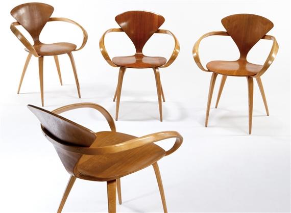 cherner furniture. Beautiful Cherner Artwork By Norman Cherner 4 Works Cherner Chairs Made Of Plycraft Intended Furniture 7