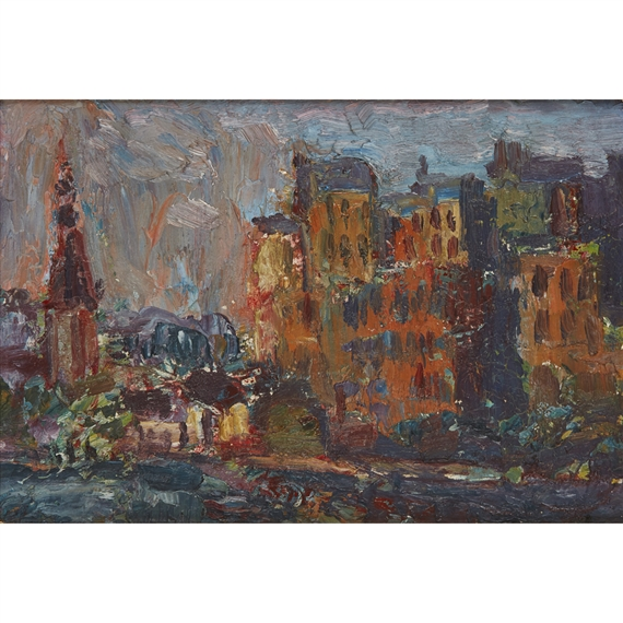 Sir William Mactaggart Amsterdam Mutualart