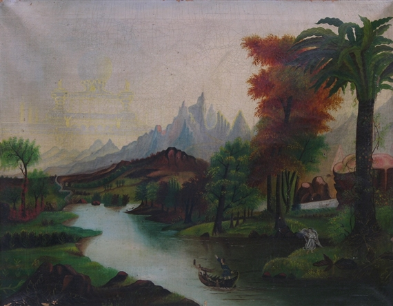 a biography of thomas cole the american artist Artist thomas cole produced four in the paintings from the last of the mohicans, cole expressed his artistic thomas cole, essay on american.
