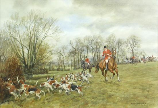 Frederick J  Haycock  British