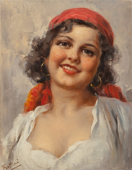 Pictures of gypsy women