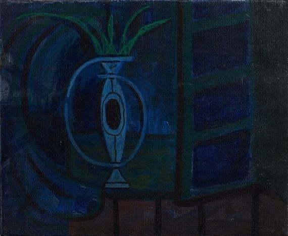 Artworks of oscar dominguez spanish 1906 1957 for Devant la fenetre