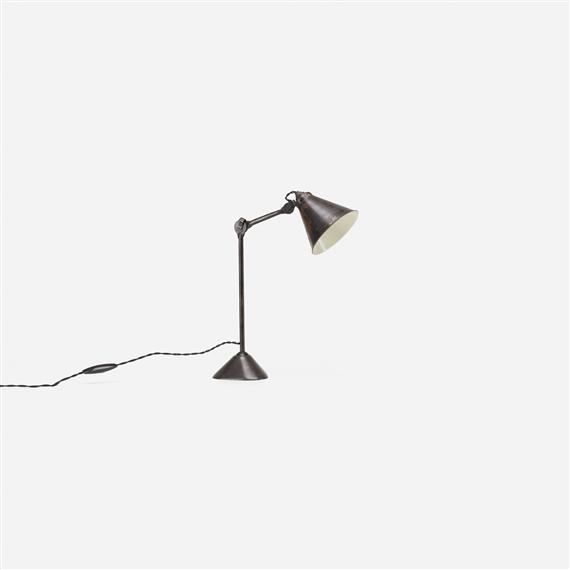 Gras Bernard-Albin | Table lamp, model 205 (1921) | MutualArt