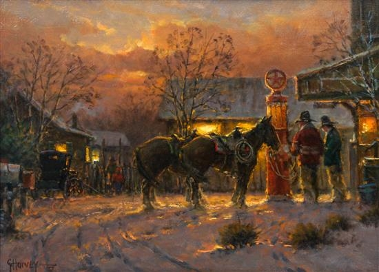 Gerald Harvey Jones American 1933