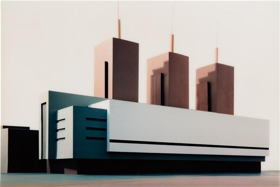 artworks of thomas demand german 1964. Black Bedroom Furniture Sets. Home Design Ideas