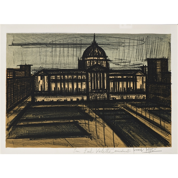 Artworks of Bernard Buffet (French, 1928   1999)
