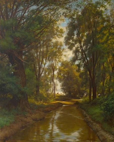 Koller Rudolf | Hornbach (1873) | MutualArt