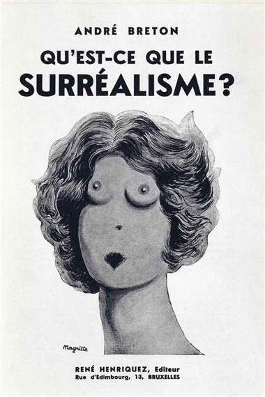 Breton André What Is Surrealism 1934 Mutualart