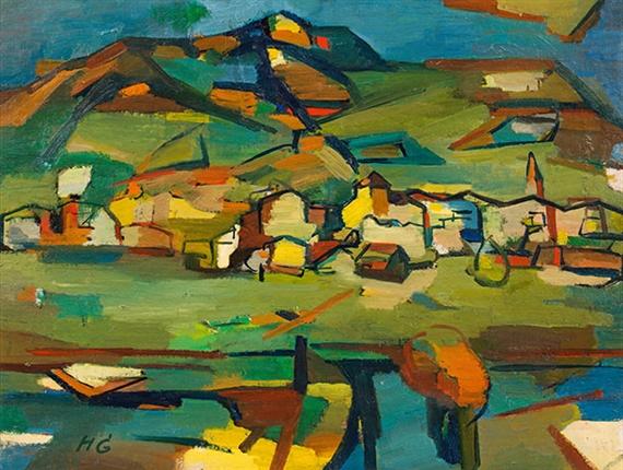 Goldschmidt Hilde | Kitzbühel (1953) | MutualArt