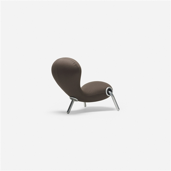 Artworks of marc newson australian 1963 for Embryo chair