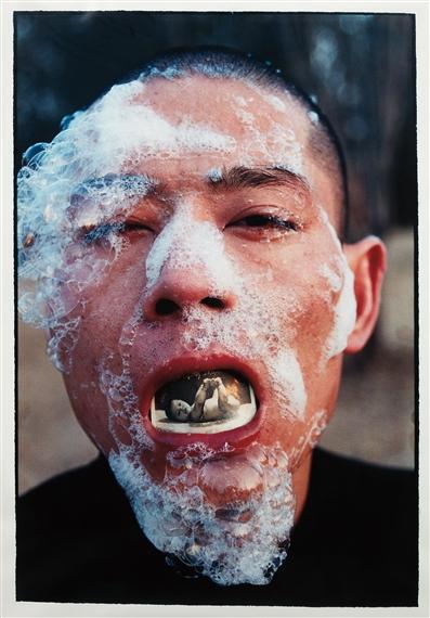 Artworks Of Zhang Huan Chinese 1965
