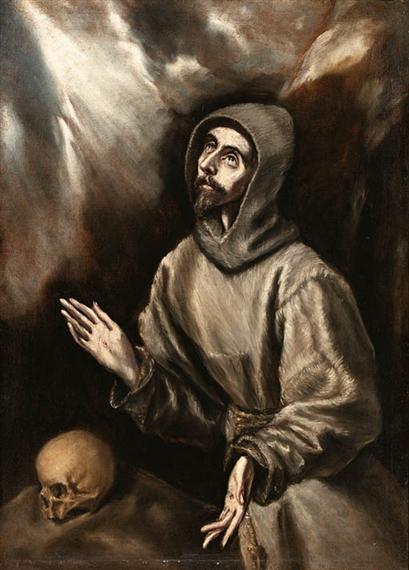 Artworks Of El Greco Greek 1541 1614