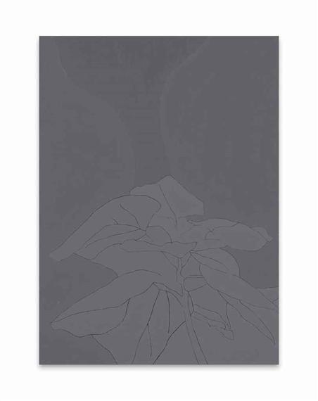 Artwork By Gary Hume Three Shades Of Grey Made Gloss Paint On Aluminium