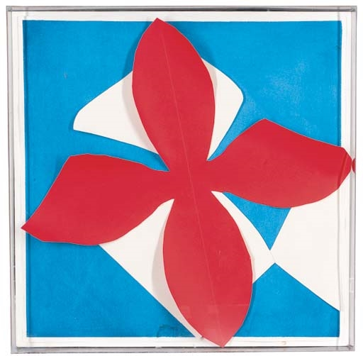 Sandra Blow Red White And Blue 1984