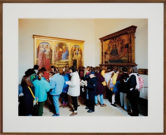 Museo Del Vaticano.Struth Thomas Museo Del Vaticano I Roma 1990 Mutualart
