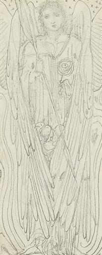 Burne jones edward lmour che muove mutualart artwork by edward burne jones lmour che muove made of pencil publicscrutiny Image collections