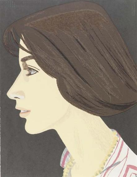 Artworks Of Alex Katz American 1927