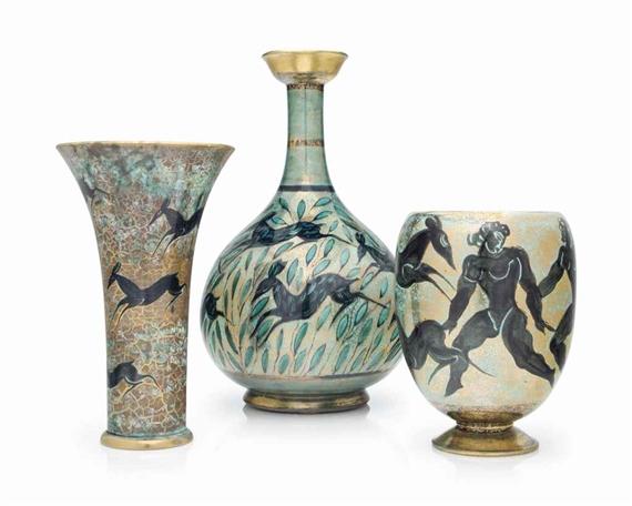 Mayodon Jean Three Vases Mutualart