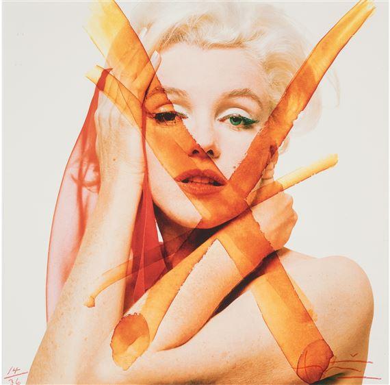 Bert Stern Marilyn Monroe Baby Digital Pigment