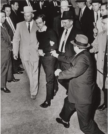 an introduction to the life and history of lee harvey oswald In our 50th anniversary commemorative issue of time, we published a rare photograph of lee harvey oswald being arrested outside the texas theatre.