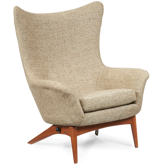 Phenomenal H W Klein Reclining Lounge Chair 1960S Mutualart Short Links Chair Design For Home Short Linksinfo